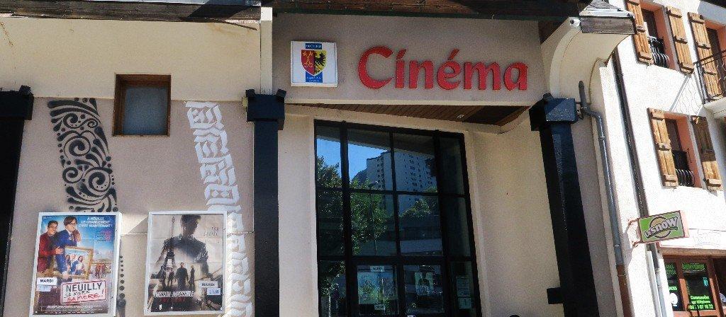 actualité Bienvenue au cinéma Le REX à Moûtiers